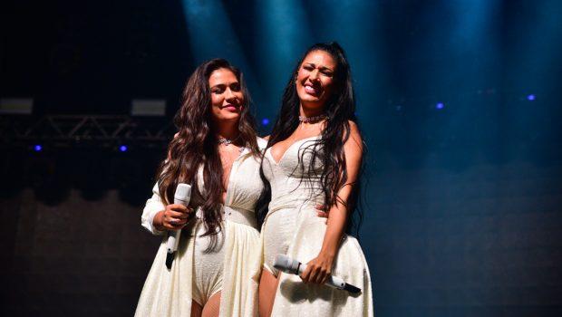De surpresa, Simone e Simaria gravam DVD em São Paulo