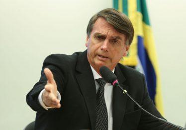 Em programa de governo, Bolsonaro liga Foro de SP a violência no Brasil