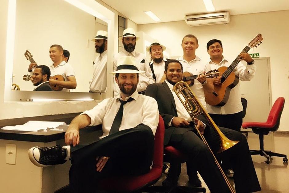 Monarco da Portela e Heróis de Botequim fazem apresentação neste sábado (11), em Goiânia