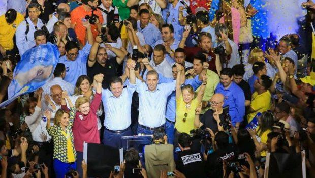 Base aliada ao Governo Estadual confirma pré-candidaturas