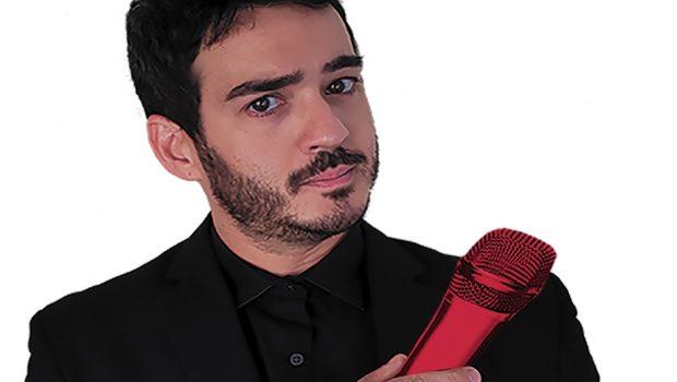 Marcos Veras apresenta espetáculo em Goiânia neste final de semana