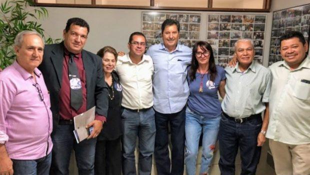 Após destituir presidente, PPL divulga apoio ao MDB em Goiás