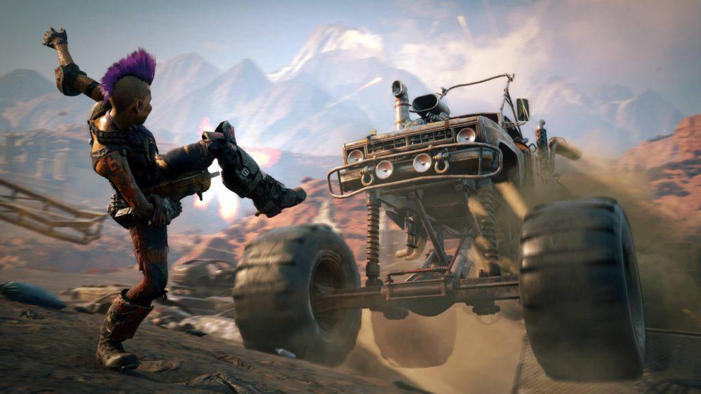 Rage 2 ganha trailer de sete minutos