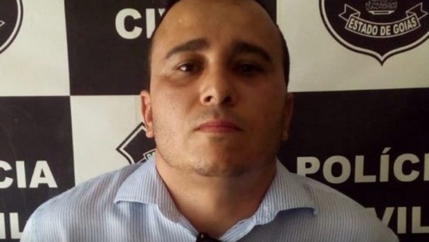 Polícia Civil de Jaraguá prende homem que se passava por policial