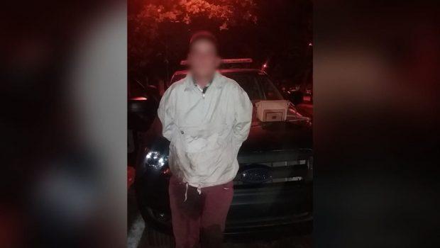 Após ser preso por roubo, homem é reconhecido como autor de estupro em Goiânia