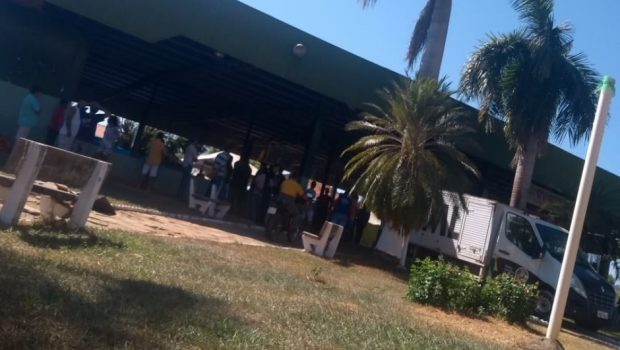 Homem é encontrado morto na feira coberta de Fazenda Nova de Goiás