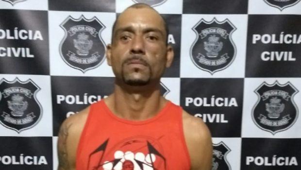 Homem é preso após ameaçar a ex-esposa e sequestrar suas filhas, em Piracanjuba