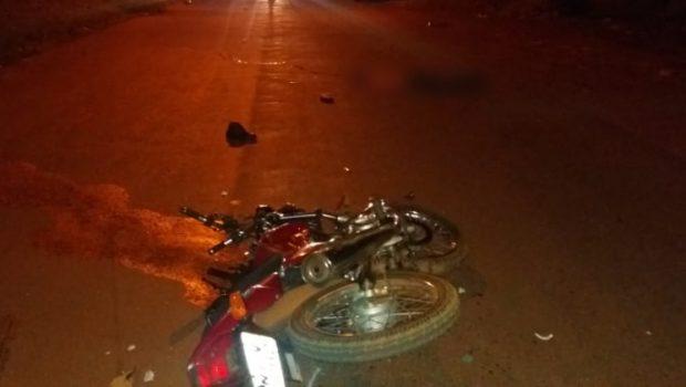 Motociclista morre após bater de frente com SUV, em Goiânia