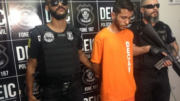 Dois meses após ser liberado em audiência de custódia, ladrão mata vítima para roubar celular em Goiânia
