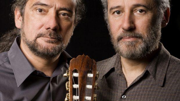 Duo Assad se apresenta no Teatro Goiânia neste domingo (5)