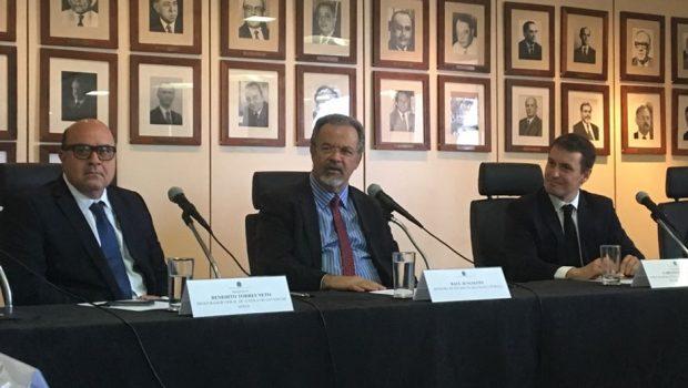 Raul Jungmann dá vaga a Procuradores-Gerais no Conselho Nacional de Segurança Pública