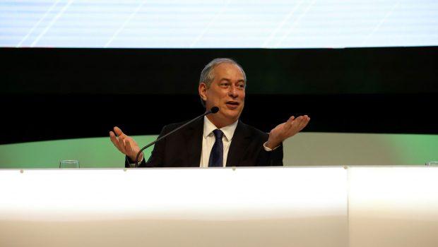 Bolsonaro pode acabar com o agronegócio em doze meses, diz Ciro