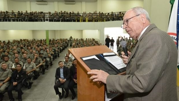 Goiânia contará com novos 488 policiais militares nas ruas