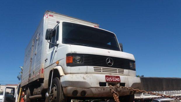 Preso bando que faturou R$ 40 milhões em um ano com roubo de cargas e caminhões