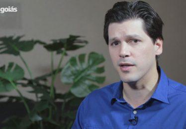 """""""Nossa proposta é fazer uma renovação profunda das práticas políticas"""", diz Daniel Vilela"""