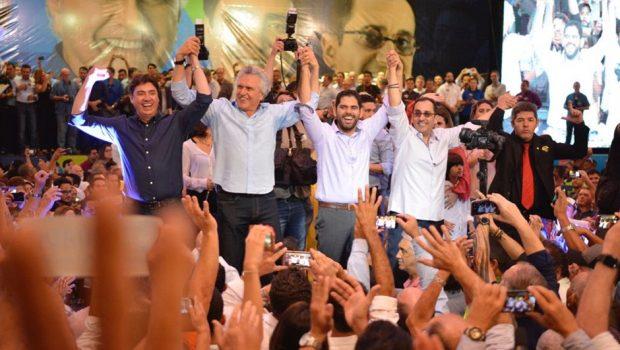 DEM confirma chapa majoritária para Goiás, sem apoio a presidenciáveis