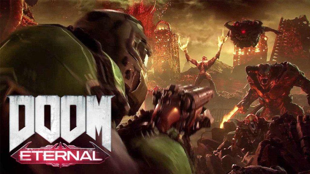 DOOM Eternal ganha trailer e mais detalhes de gameplay