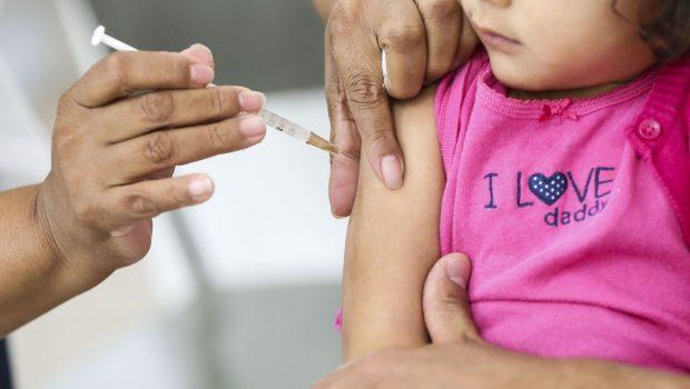 """SMS realiza segundo """"Dia D"""" contra sarampo e poliomielite, em Goiânia"""