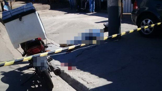 Enquanto trabalhava, homem é assassinado a tiros no Setor Pedro Ludovico em Goiânia
