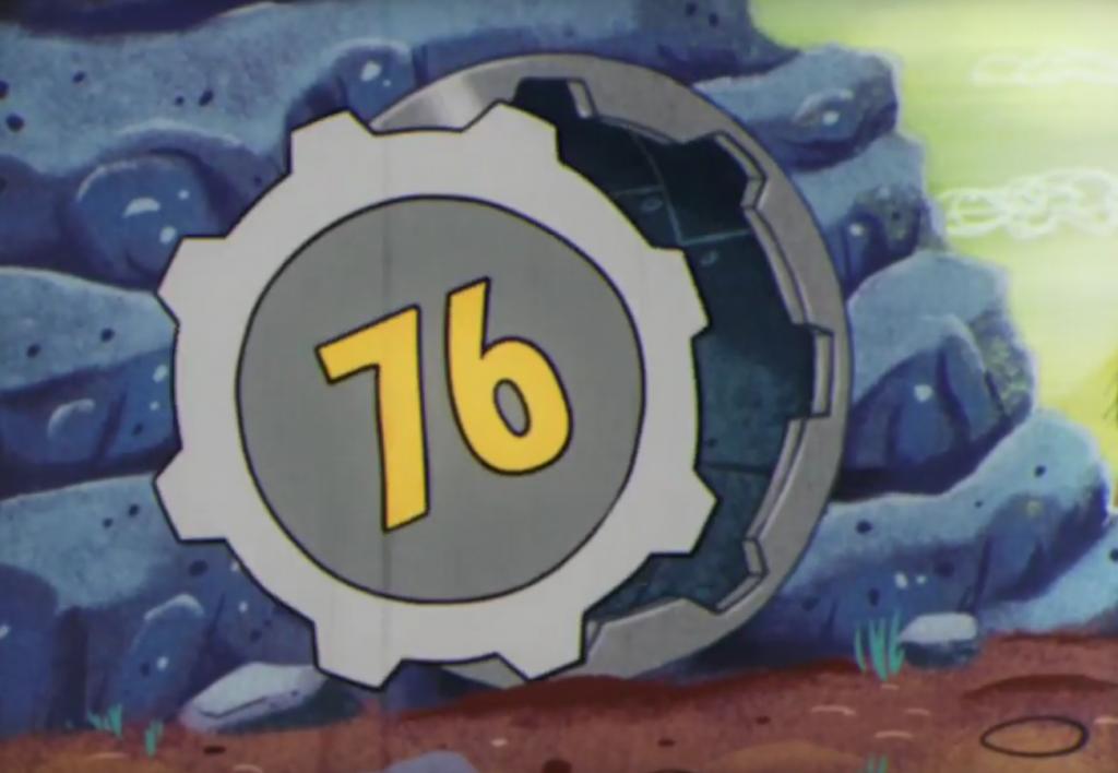 Jogue com amigos em novo vídeo de Fallout 76