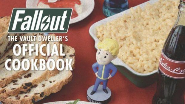 Fallout vai ganhar um livro oficial de receitas