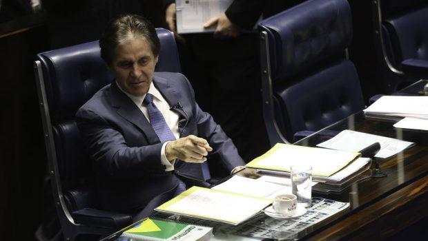 Reajuste do STF será analisado sem açodamento, diz Eunício