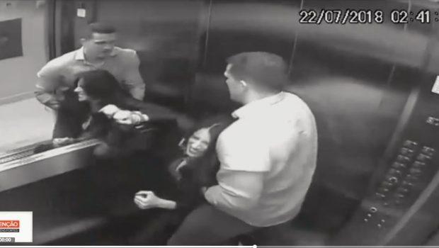 Vídeo mostra agressões de marido indiciado sob suspeita de feminicídio no PR