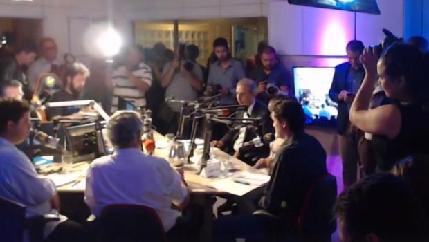 Candidatos ao Governo de Goiás participam do primeiro debate das eleições