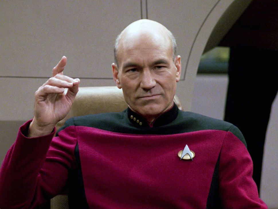 CBS confirma spin-off de Star Trek sobre Jean-Luc Picard