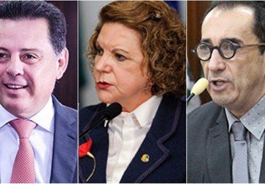 Pesquisa Ibope Senado: Marconi aparece com 30%, seguido por Lúcia Vânia, 28%, e Jorge Kajuru, 26%
