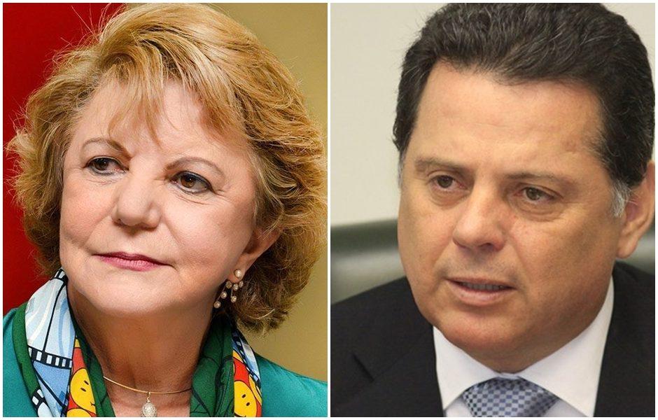 Serpes/O Popular: Marconi Perillo e Lúcia Vânia estão tecnicamente empatados