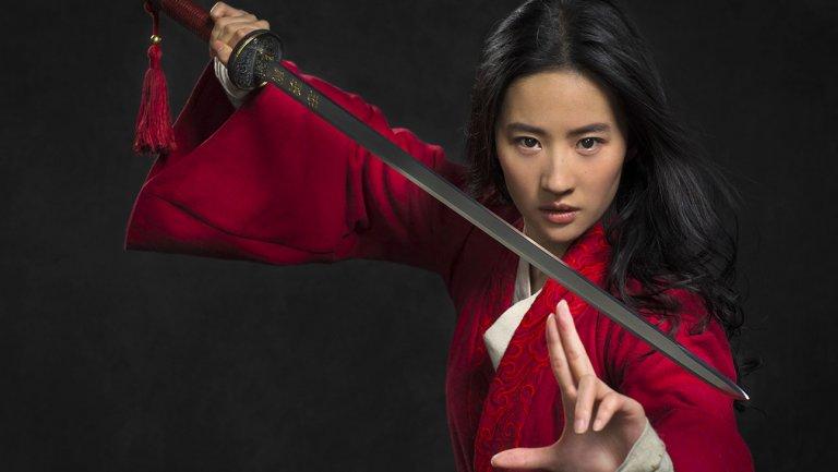 Disney revela atriz chinesa para o papel de Mulan