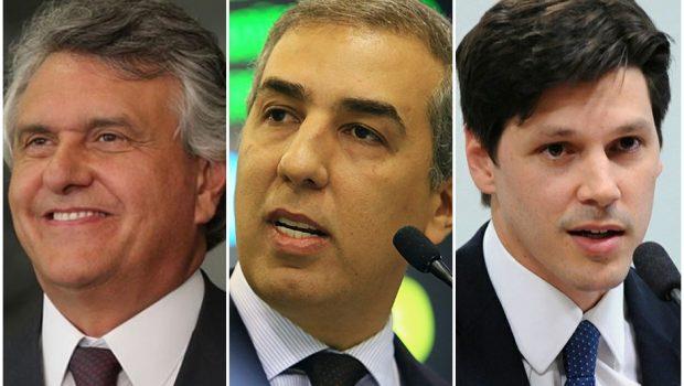 Serpes/O Popular: Caiado lidera com 40%; José Eliton tem 10% e Daniel Viela, 9%