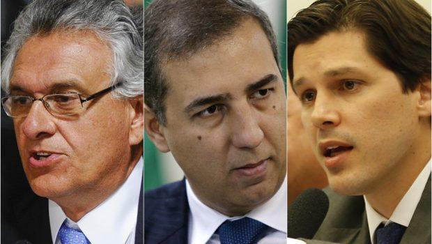 Sagres730/Instituto Signates: DEM, PSDB e MDB estão na ponta da corrida eleitoral em Goiás