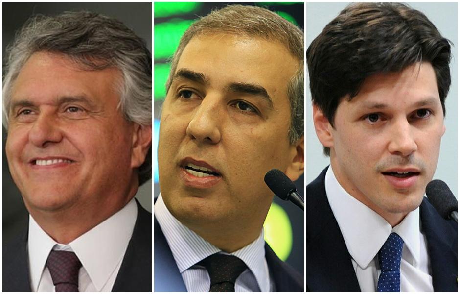 Serpes/O Popular: Caiado lidera com 39,8%; José Eliton tem 9,9% e Daniel Vilela 8,6%