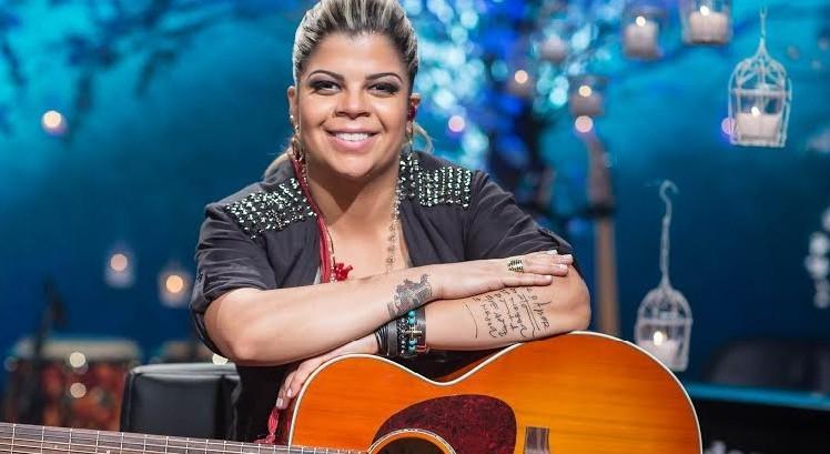 Paula Mattos se apresenta em Campo Alegre de Goiás, nesta quinta-feira (9)