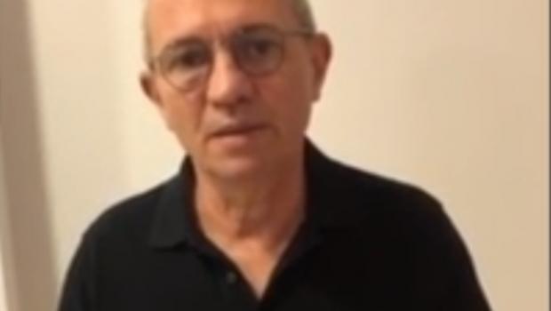 Governador do ES grava vídeo com relatos do acidente e diz que está bem