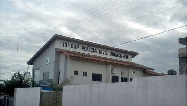 Filho é preso em flagrante por estuprar mãe em Uruaçu