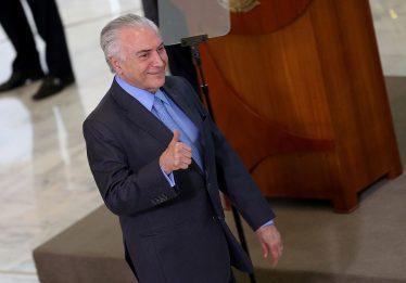 Temer deixa prisão após decisão de juiz do TRF