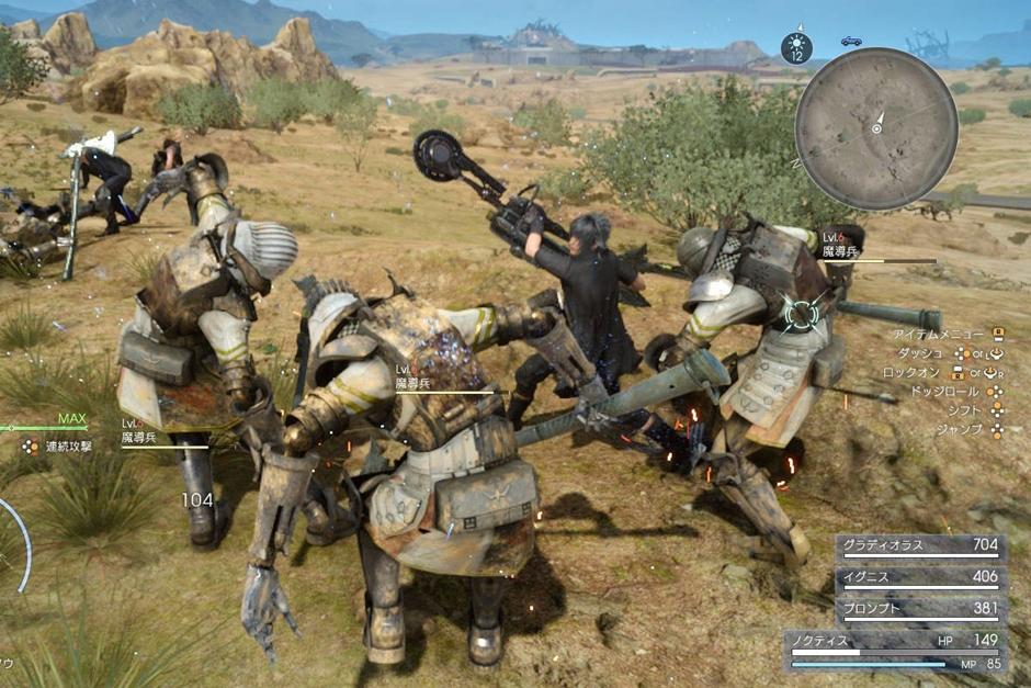 Microsoft anuncia lançamento de seis títulos da série 'Final Fantasy' em Xbox One