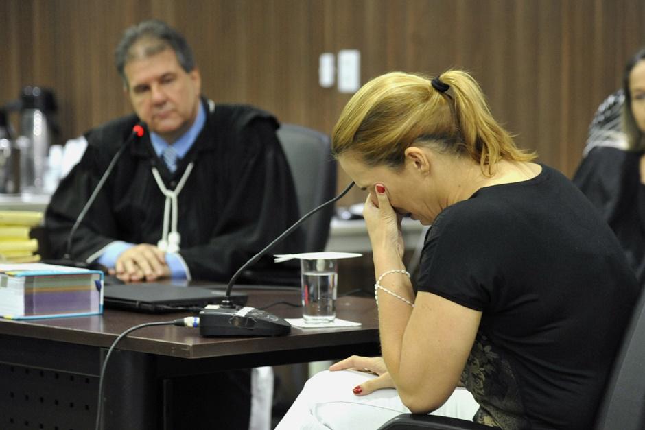 Presa durante enterro, Márcia Zacarelli deve realizar novo sepultamento para filha assassinada