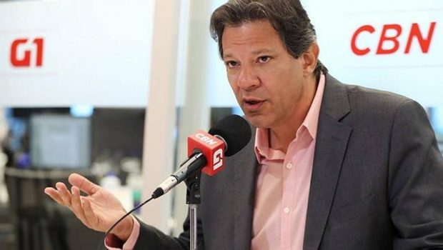 Haddad diz que, caso seja eleito, não dará indulto a Lula
