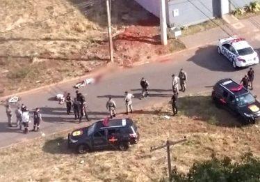 Dupla é morta a tiros enquanto caminhava no Jardim Atlântico, em Goiânia
