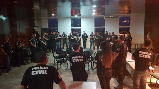 Dezesseis são presos em Anápolis durante Operação Tártaro