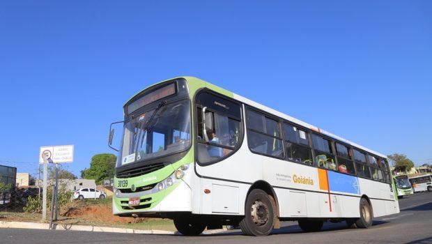 Três novas linhas de ônibus são lançadas em Goiânia