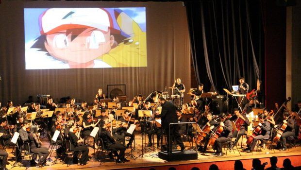 Orquestra Jovem apresenta concerto com músicas de games com arranjos sinfônicos