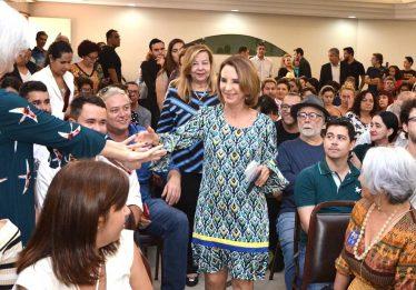 Raquel Teixeira apresenta Plano de Governo aos representantes do setor cultural
