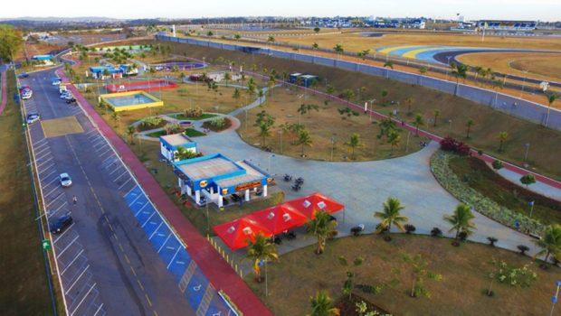 Shows gratuitos e atividades esportivas movimentam Parque Veiga Jardim neste fim de semana