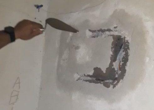 Com cordas e buraco camuflado, presos tem fuga frustrada em Valparaíso