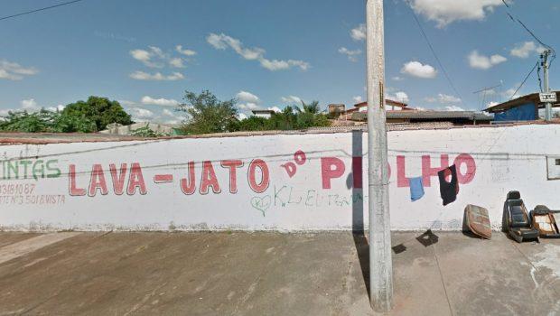 Em tentativa de latrocínio, dono de Lava-jato é baleado na cabeça em Anápolis